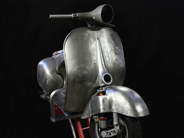 Vespa GS 3 Conversion