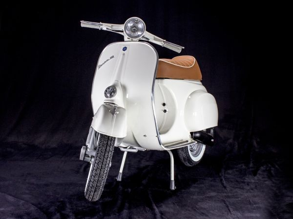 VESPA 50N RESTAURATION