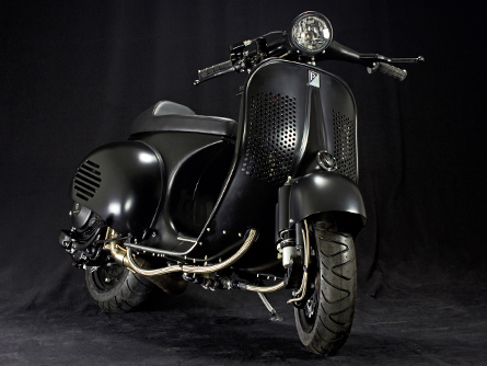 Custom Vespa PS 240