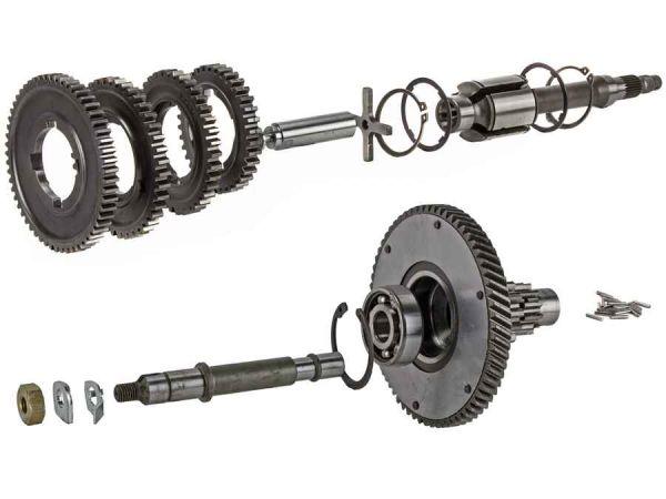 Getriebe Konfigurator PX 200 Lusso