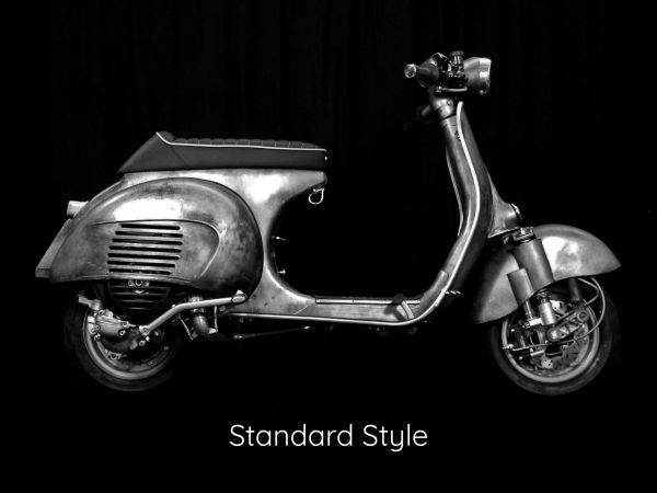 Superlow Series - Rahmen und Style