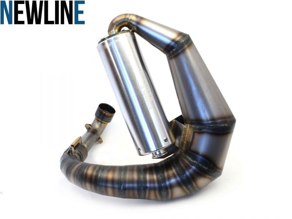 Superlow Series - Auspuff Newline